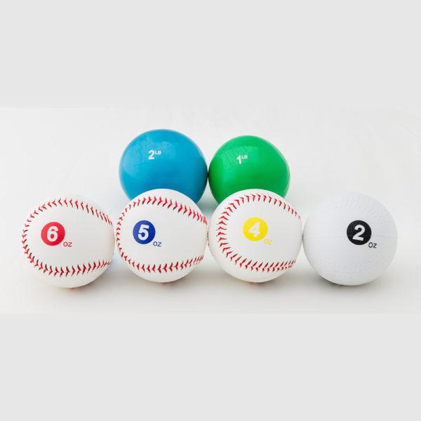 Velocity Balls Replacement Set