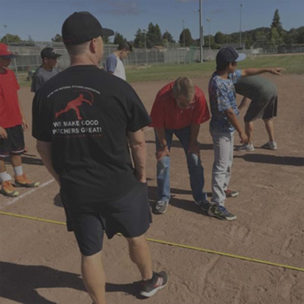 Pitcher Program for Youth Players