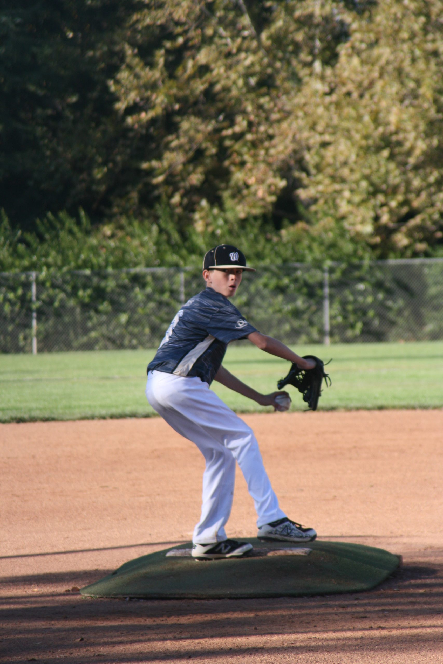 Youth Pitching: Equal & Opposite Elbow Angles