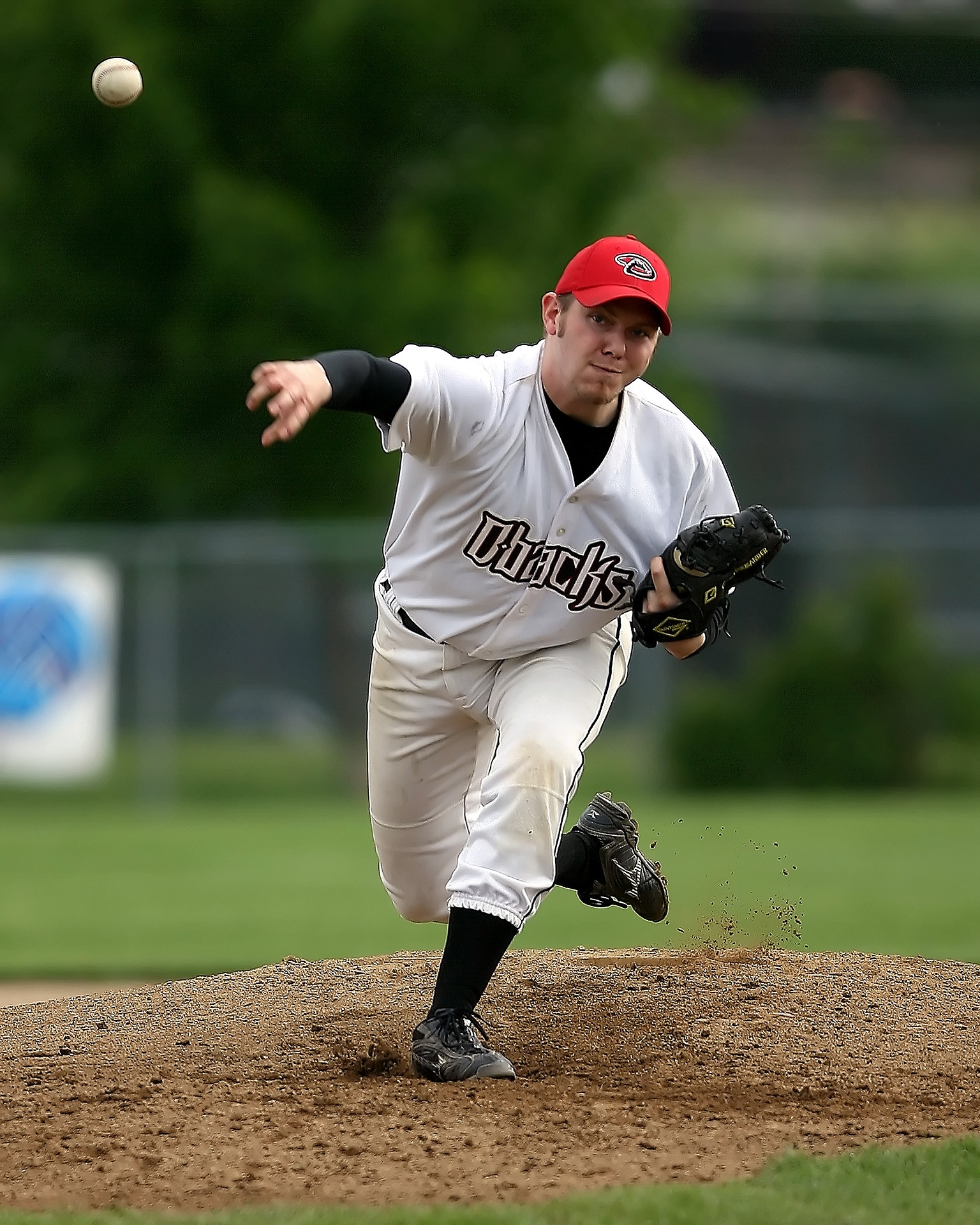 Does Stride Affect Pitching Velocity?
