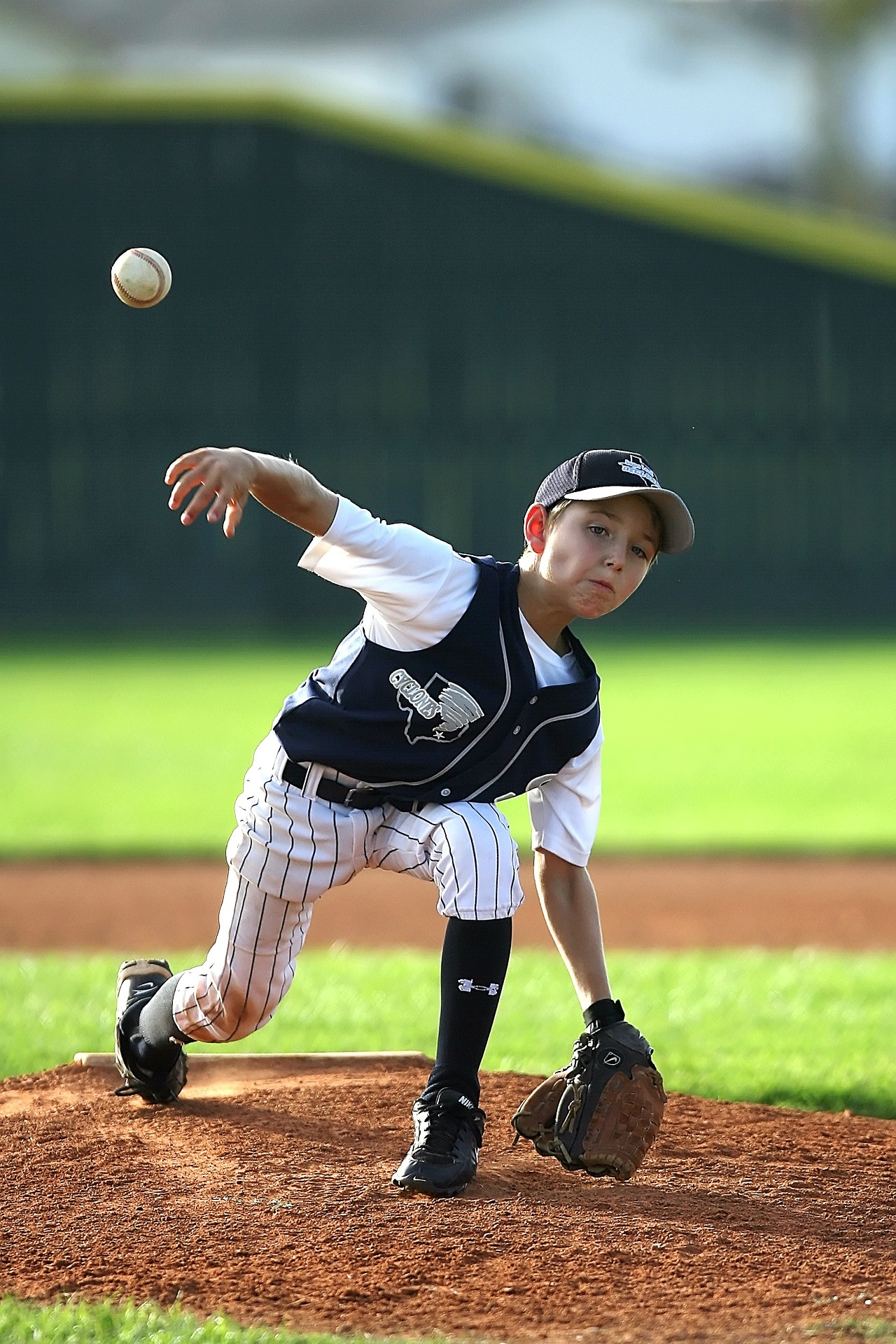 Strategies for Reducing Youth Pitching Fatigue